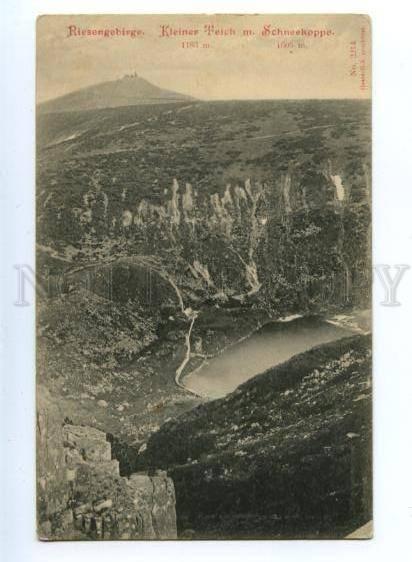151795 poland krkonose riesengebirge snezka kleiner teich for Kleiner teich